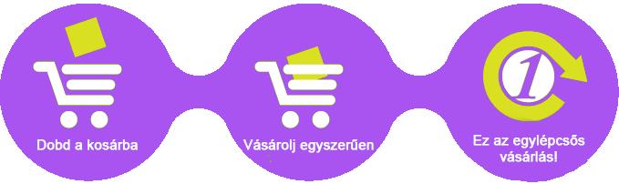 Vásárlás egy lépésben