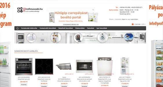 profimuszaki webáruház