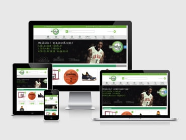 Labdashop.hu webáruház