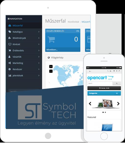 mobil webshop kapcsolat
